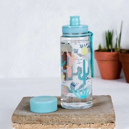 Butelka - bidon na wodę 600 ml BPA Free Desert In Bloom | Rex London