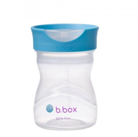 Kubek treningowy 240 ml kolor borówkowy B.BOX