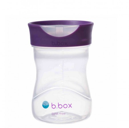 Kubek treningowy 240 ml kolor winogronowy B.BOX