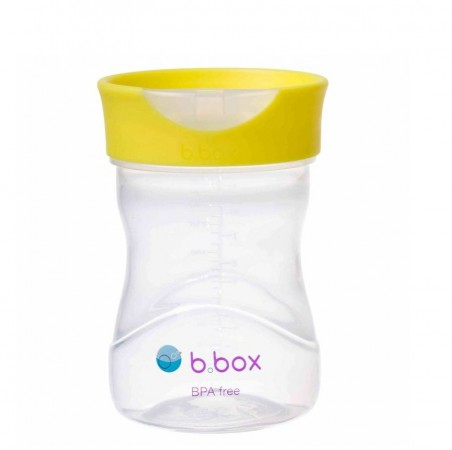 Kubek treningowy 240 ml kolor cytrynowy B.BOX