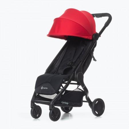 Wózek posiada dużą budkę z filtrem UV