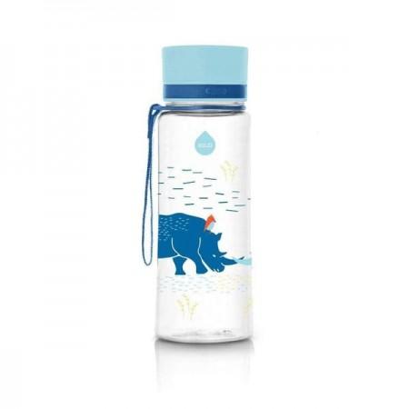 Butelka - bidon BPA Free 600 ml | Nosorożec | EQUA