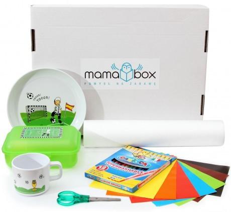 Mamabox: Pinknik - wspomnienie lata - wersja dla chłopca