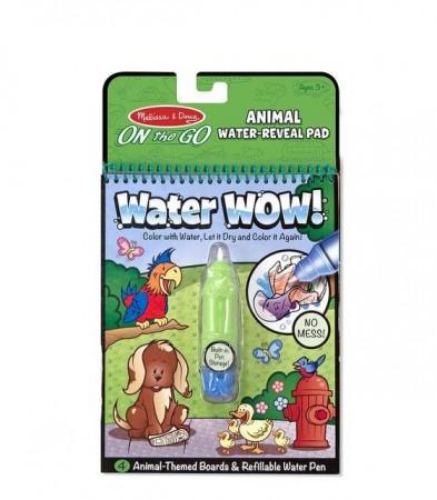 Wodna Kolorowanka Water Wow! Zwierzęta Melissa & Doug