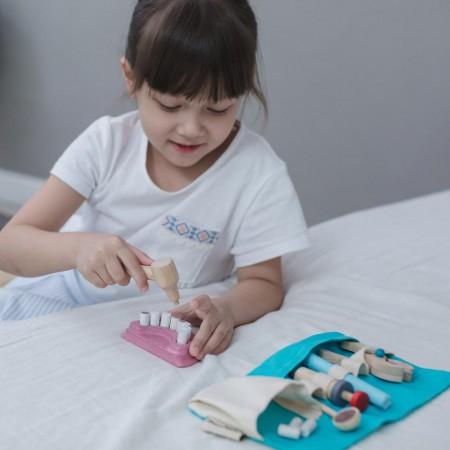Gabinet dentystyczny Plan Toys