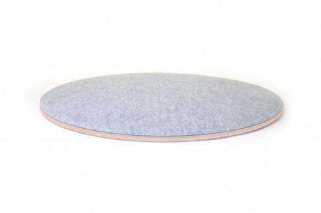 Deska do balansowania 360 z filcem Baby Mouse Wobbel