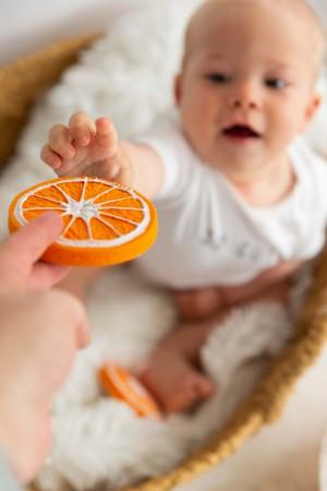 Gryzak Pomarańcza Clementino Oli & Carol