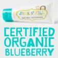 Naturalna pasta do zębów, organiczna borówka i Xylitol, 50g Jack N'Jill