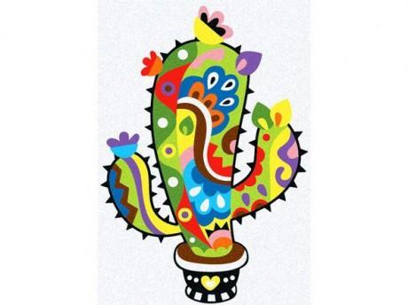 Magiczny piasek do kolorowania Maxi Kit Color and Shine Sabbiarelli