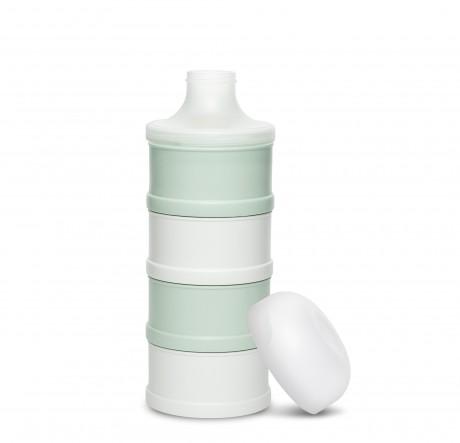 Pojemnik na mleko w proszku kolor miętowy Suavinex Hygge