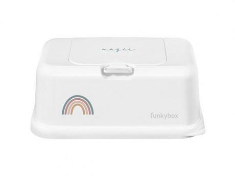 Pojemnik na chusteczki | Rainbow | Funkybox