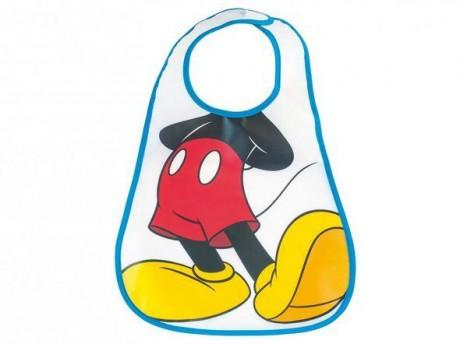 Śliniak wodoodporny Myszka Mickey 4m+ Lulabi