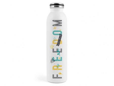 Butelka Termiczna ze Stali Nierdzewnej 0,75l  Freedom H&H Lifestyle