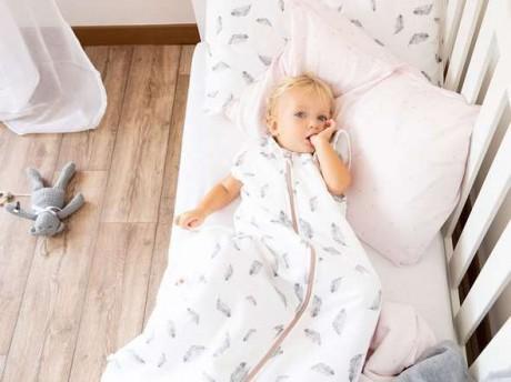 Wielkość śpiworka można regulować