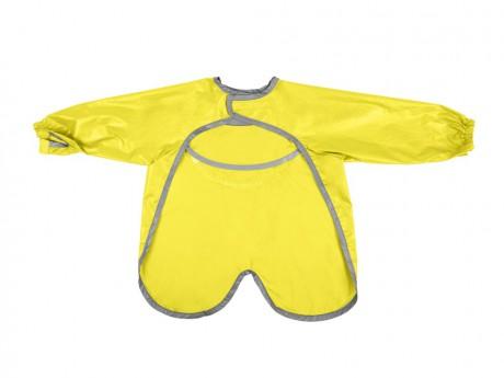 Fartuszek-śliniaczek wodoodporny z rękawami kolor Lemon Sherbet Shake B.BOX