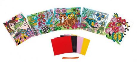 Zestaw zawiera 14 elementów do twórczej zabawy