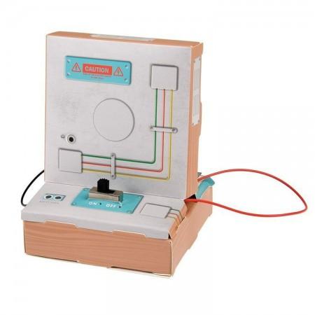 Dzięki zabawce dziecko pozna podstawy elektorniki
