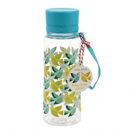 Butelka - bidon na wodę 600 ml BPA Free Love Birds   Rex London