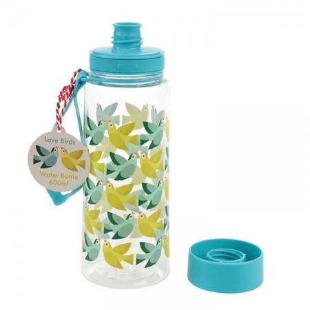 Butelka - bidon na wodę 600 ml BPA Free Love Birds