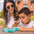 Lunchbox nadaje się zarówno dla niemowląt, jak i starszych dzieci