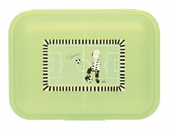 Pudełko śniadaniowe - lunchbox | Piłkarz | Mila