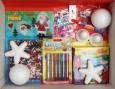 Mamabox - pomysł na kreatywną zabawę z dzieckiem | Magiczne ozdoby świąteczne