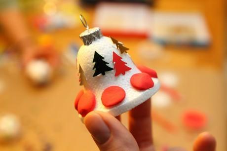 Przygotowanie wspaniałych ozdób świątecznych jest proste z Mamabox