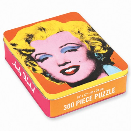 Puzzle Andy Warhol Marilyn Monroe | 300 elementów | Mudpuppy