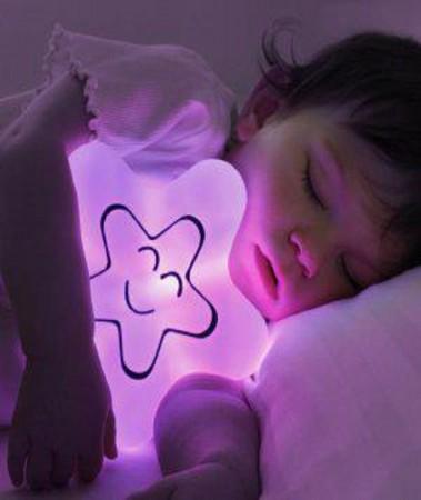 Lampka nocna - przytulanka | 40settimane