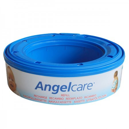 Wymienny wkład do kosza na zużyte pieluchy   Angelcare
