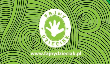 Logo Fajny Dzieciak