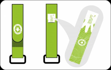 Instrukcja użytkowania opaski 1