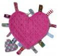 Sensorek Serce | Kolor różowy
