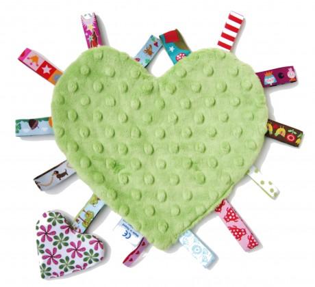 Sensorek Serce | Kolor zielony