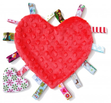 Sensorek Serce   Kolor czerwony