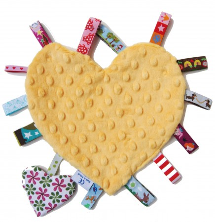 Sensorek Serce | Kolor żółty