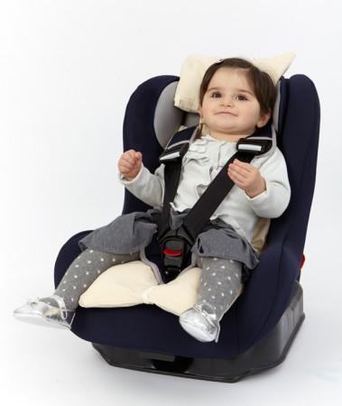 Bio materacyk do fotelika samochodowego | Nati Naturali | 40settimane