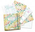 Dziennik noworodka i niemowlęcia - poszczególne karty