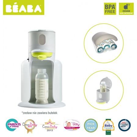 Podgrzewacz 3w1 | Ekspres do mleka Bib'expresso® | kolor neon | Beaba