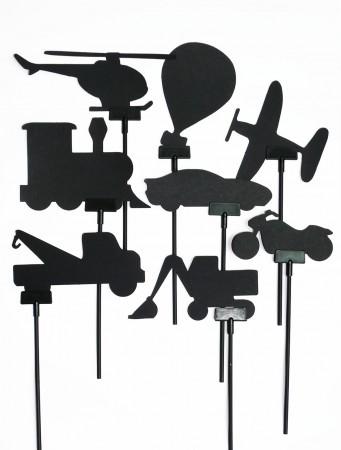 Teatrzyk Cieni - Niesamowite maszyny