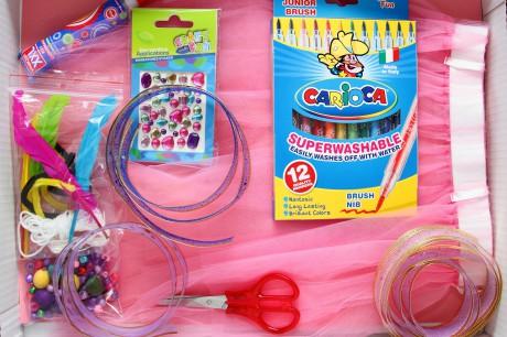 Mamabox - pomysł na kreatywną zabawę | Świat Królewny