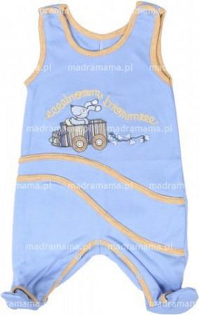 Śpioszki dla niemowląt | Tuzin aut | rozmiar 56 | Minetti