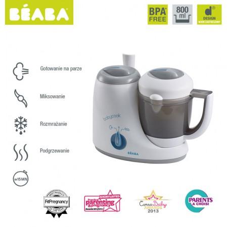 Urządzenie do gotowania | Babycook Oryginal | Beaba | kolor grey/blue