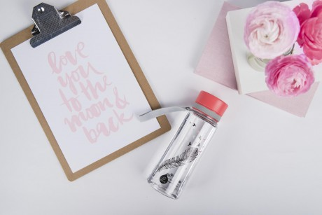 Butelka - bidon BPA Free 600 ml | Marzenie Ikara | EQUA