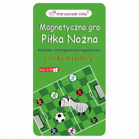 Gra magnetyczna Piłka Nożna | The Purple Cow