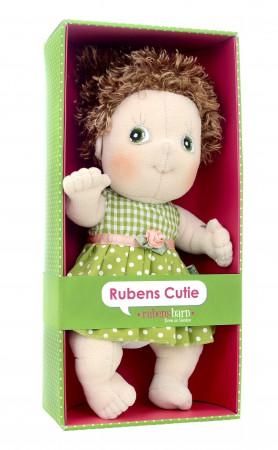 Lalka Karin | Rubens Barn Cutie - opakowanie