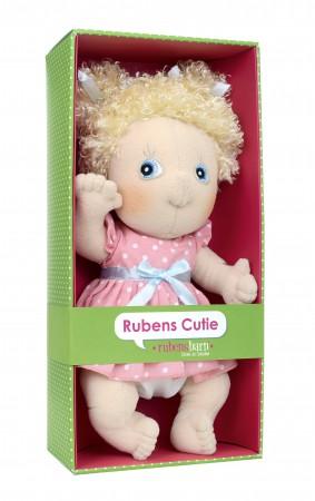 Lalka Emelie | Rubens Barn Cutie - opakowanie