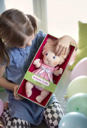 Lalki Rubens Barn Cutie - wspanały prezent dla dziewczynki