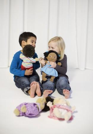 Lalki Rubens Barn Cutie - piękny prezent dla dziewczynki na 1-sze lub 2-gie urodziny