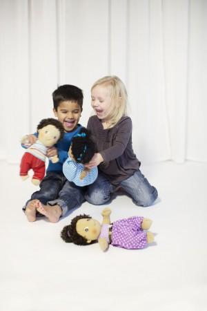 Lalki Rubens Barn Cutie idealne do zabawy dla dzieci